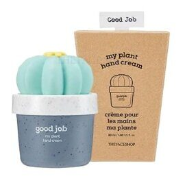 Крем для рук «Гуд Джоб». The Face Shop My Plant Hand Cream 02 Good Job 30ml.