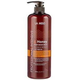 Маска для волос медовая – La Miso Professional Intensive Honey Hair Mask 1000ml