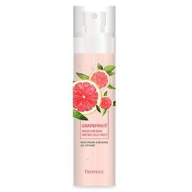 Мист для лица гелевый «Грейпфрут» — Deoproce Grapefruit Moisturizing Water Jelly Mist 150ml