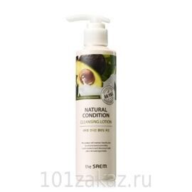 The SAEM Лосьон для лица очищающий / The SAEM Natural Condition Cleansing Lotion 200ml
