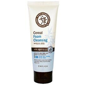 Пенка для умывания со злаками. Enough 6 Grains Mixed Cereal Foam Cleansing 100ml