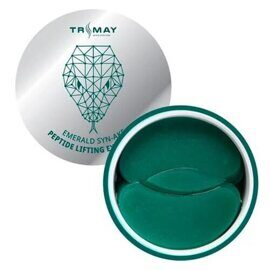 Лифтинг-патчи Trimay со змеиным пептидом / Trimay Emerald Syn-Ake Peptide Lifting Eye Patch