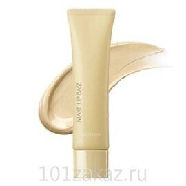 The SAEM База под макияж / The SAEM Saemmul Airy Cotton Make Up Base 03 Green Beige 30ml