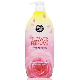 Гель для душа «Роза» – Shower Mate Pink Flower Perfumed Body Wash 900g