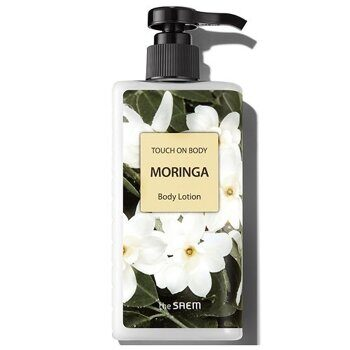 Лосьон для тела с морингой – The Saem Touch On Body Moringa Body Lotion 300ml