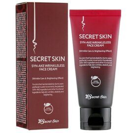 Крем для лица со змеиным ядом – Secret Skin Syn-Ake Wrinkleless Face Cream 50g