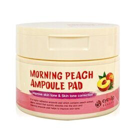 Пады с эссенцией персика – Eyenlip Morning Peach Ampoule Pad