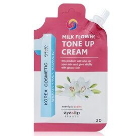 Крем для лица Eyenlip осветляющий / Eyenlip Milk Flower Tone Up Cream 20g
